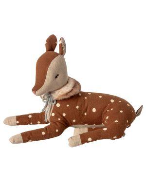 MAILEG - Poupée Bambi à Pois - Medium