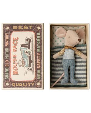 MAILEG - MOUSE - Littlebrother in box