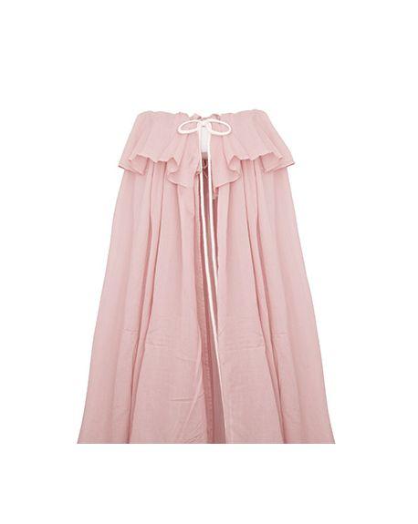 JACK N'A QU'UN OEIL - Softsail Curtain, Bed canopia - Rose poudré