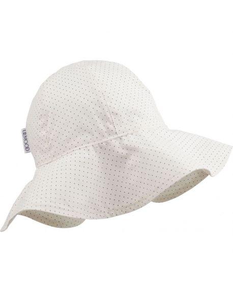 Liewood - Amelia sun hat - Creme