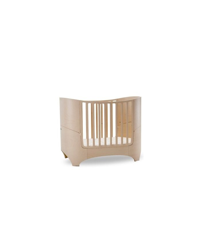 Leander Design Convertible Cot From 0 To 8 Years Old White Wash Loading Zoom
