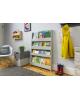 TIDY BOOKS - Bibliothèques Montessori en bois - Blanc