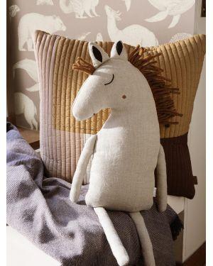 FERMLIVING - Safari Cushion - Horse