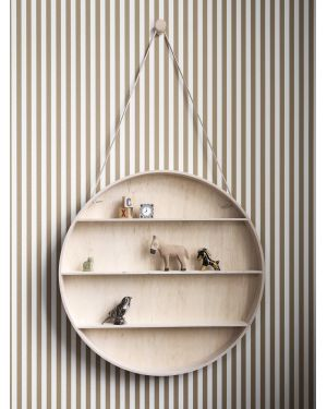 FERM LIVING - The Round Dorm - Birch