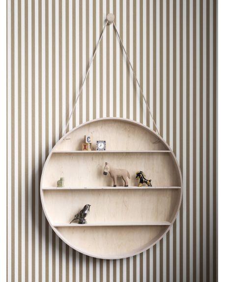 FERM LIVING - House Wall Storage - Grey