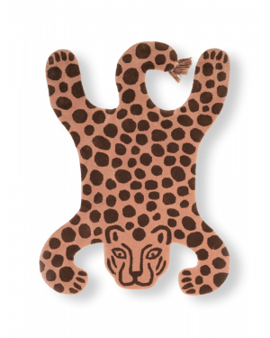 Ferm LIVING - Safari Tufted Rug - Leopard
