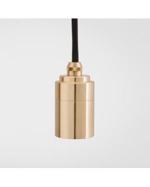 Tala - Pendentif Ampoule en laiton