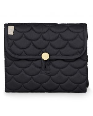 CAM CAM COPENHAGEN - Changing Mat Quilted- Black