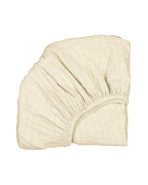 CHARLIE CRANE - Draps housse Moumout Papuche pour lit MUKA - 70 x 120 cm