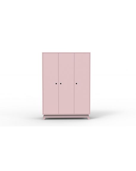 MATHY BY BOLS - Armoire 3 portes Madavin - Divers coloris