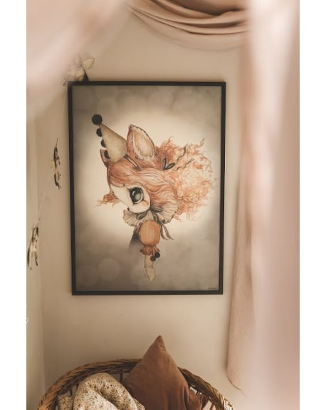 MRS. MIGHETTO - Miss Penny - Limited Edition - 50 x 70 cm