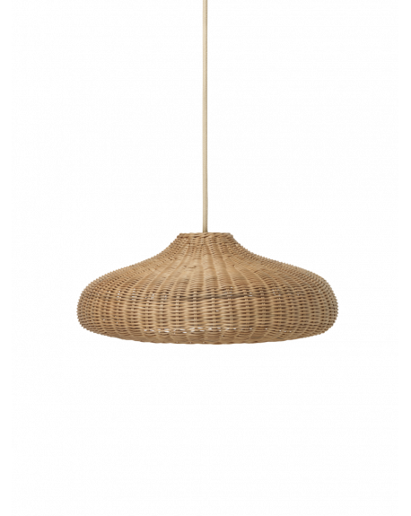 Ferm LIVING - Braided Lampshade - Natural