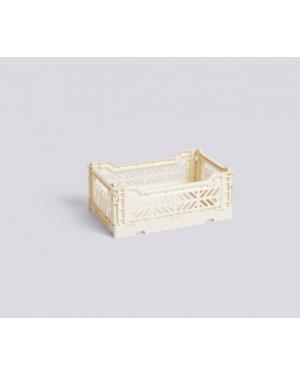 HAY - Cagette pliable - Petite - Blanc