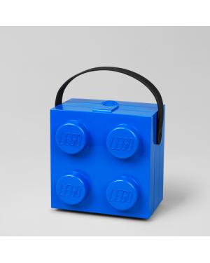 LEGO - LUNCH BOX AVEC POIGNÉE - Bleu