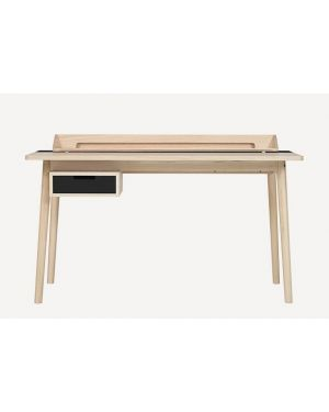 Harto - Honoré Desk - Slate grey mat finishings