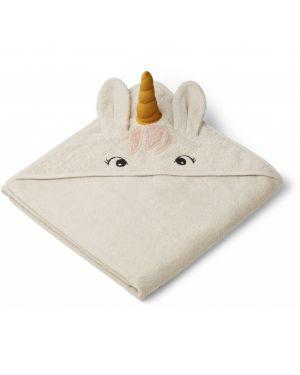 Liewood - Augusta hooded towel - Creme