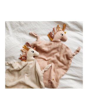 Liewood - Agnete cuddle cloth Unicorn - Pink
