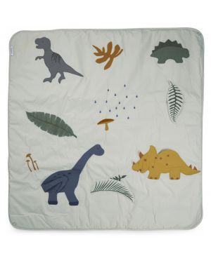 Liewood - Gleen activity blanket - Dino Mix
