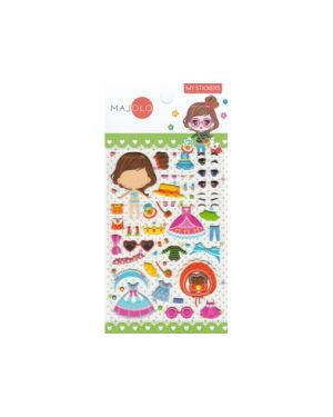 MAJOLO - Stickers - Different motif