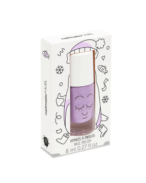 Nailmatic - Piglou - Purple Nail Polish
