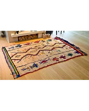 JADES HERITAGE - AZILAL - DAYA Berber Rug - 220 x 150 cm