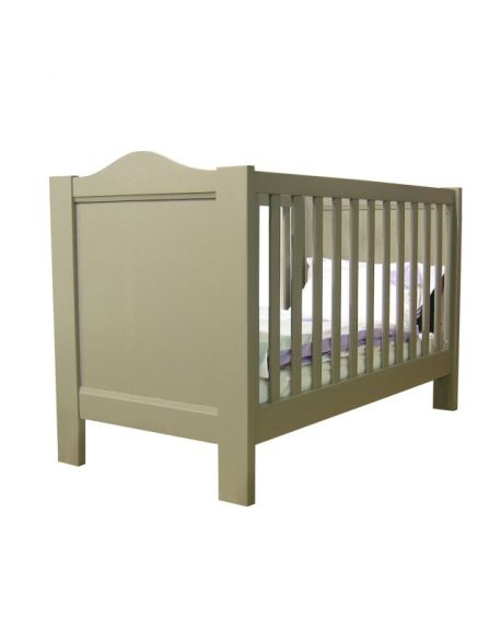 MATHY BY BOLS - Baby Cot - Pin - unfinished, stained or Lacquer (27 colors)