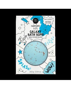 Nailmatic - Sparkling Galaxy Bath Bomb - Comet