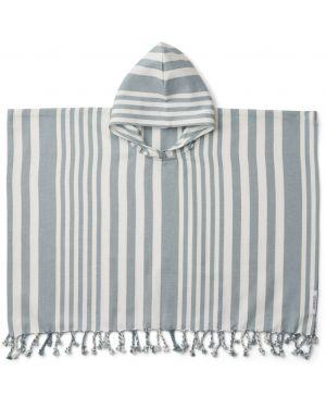 Liewood - Roomie poncho - Sea Blue