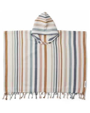 Liewood - Roomie poncho - Multicolor