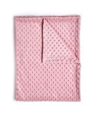 Elva Senses - Baby White Bubble Blanket