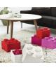 STORAGE BOX - LEGO - 1 Stud / Red