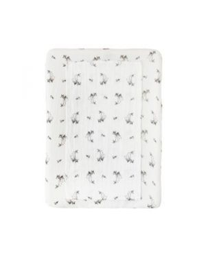 CHARLIE CRANE - Rose in April Fawn Cover for PUDI Mattress