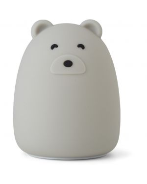 Liewood - Winston night light - Mr bear Dove Blue (Grey)
