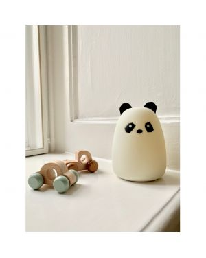 Liewood - Veilleuse Panda Winston - Blanc