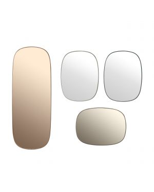 MUUTO - Miroirs Framed - 4 coloris - 2 tailles