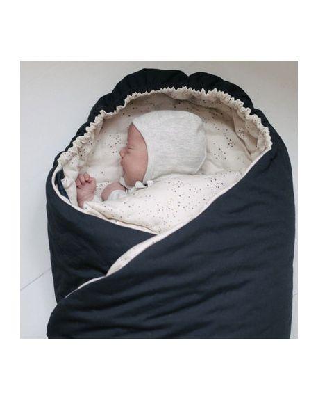 Konges Sløjd - Nemuri Sleeping bag - Navy