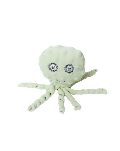 Elva Senses - Teddy Sensory Tobin Octopus - Mint