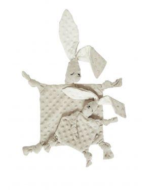 Elva Senses - Teddy Leland The Rabbit - Grey Beige - 2 sizes