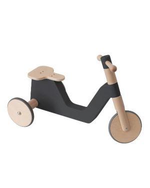 SEBRA - Scooter - classic black