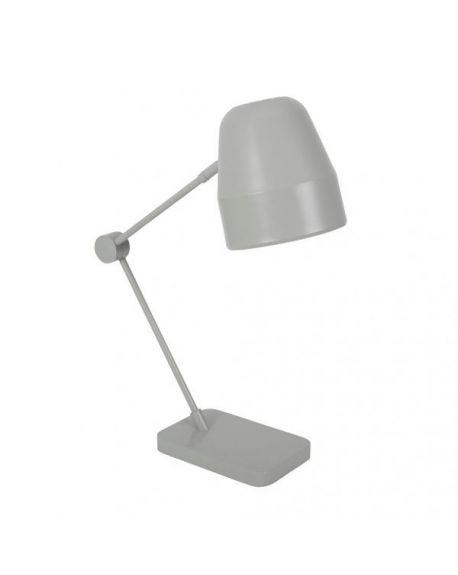 SEBRA -Lampe de bureau design - Métal bleu