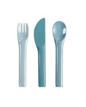 SEBRA - Melamine cutlery - vintage pink