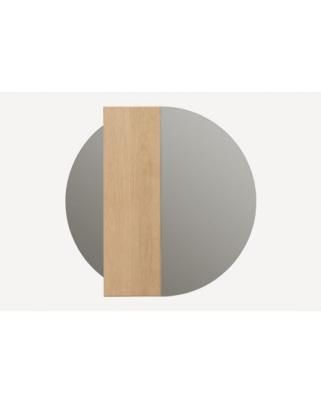 Harto - Charlotte Wall Mirror Ø 60 cm