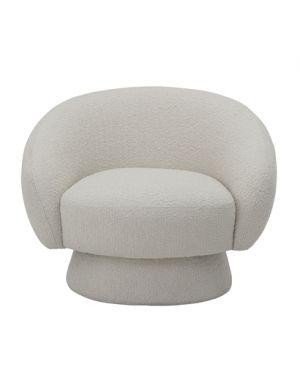 BLOOMINGVILLE Ted Lounge Chair - White