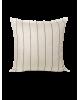FERM LIVING - Coussin - Calm Cushion 80x80 cm - Camel/Noir