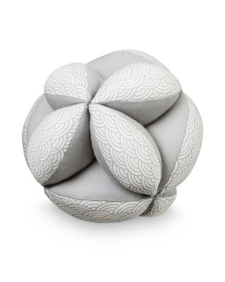 CAM CAM COPENHAGEN - Balle d'activité en Coton Bio - Vague gris