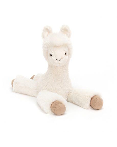 Jellycat - Peluche Dillydally Llama