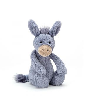 Jellycat - Peluche Bashful Donkey Medium