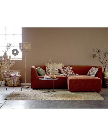BLOOMINGVILLE - Design floor lamp - Grey and wood