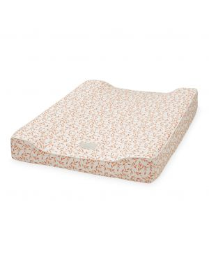 CAM CAM COPENHAGEN - Changing cushion - Dots creem grey
