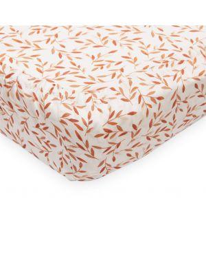 CAM CAM COPENHAGEN - Changing Cushion Cover - Pressed Leaves Rose